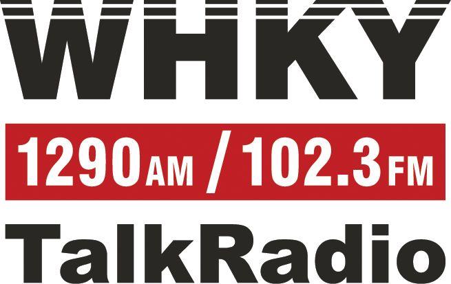 whky talk radio logo