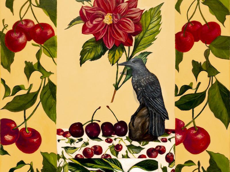 artist Jacklyn St Aubyn